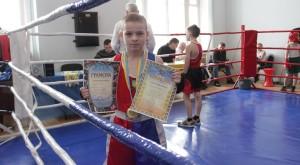 турнір бокс Тищенко