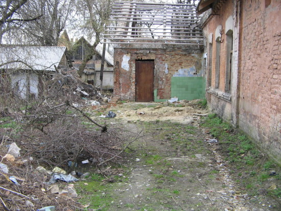 1.2003 рік до початку будівництва