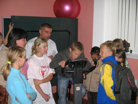 7.змагання Повір у себе 2008