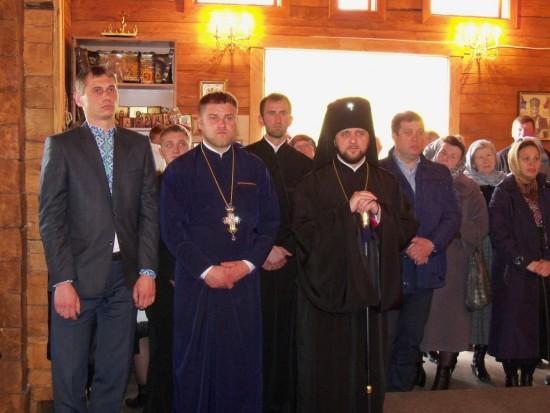 У Гурбах - нова святиня