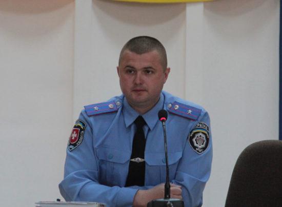 майор Панасюк