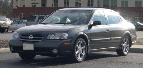 2002_Nissan_Maxima