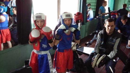 Боксерські перемоги здолбунівчан у Нетішині