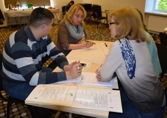 Активістів Здолбунівщини вчили правильно планувати і впроваджувати громадські кампанії