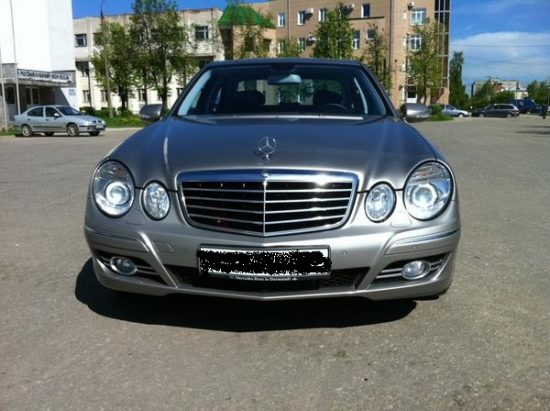 Mercedes – Benz Е 220