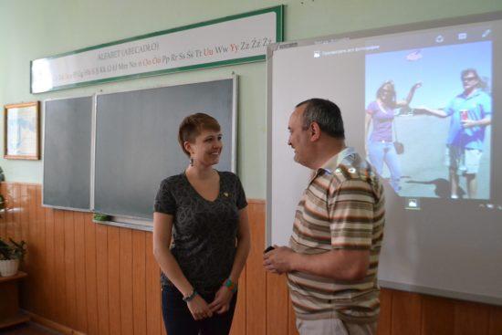 зустріч з волонтеркою корпусу Миру (3)