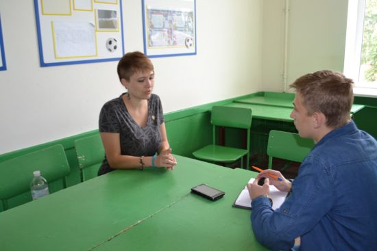 зустріч з волонтеркою корпусу Миру (5)